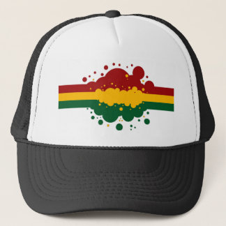 Rasta Rainbow Hat