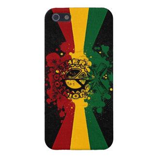 rasta reggae graffiti music art iPhone 5/5S covers