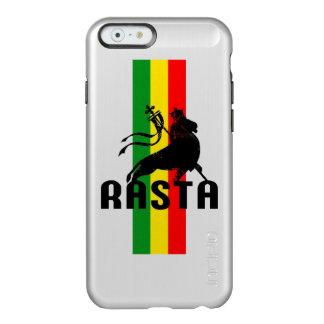 rasta reggae lion flag incipio feather® shine iPhone 6 case