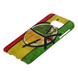 rasta reggae peace flag