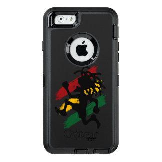 rasta reggae peace flag OtterBox iPhone 6/6s case