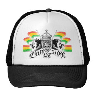 Rasta Reggae Royal Crest Cap