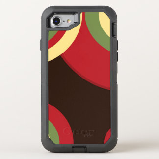 Rasta Retro OtterBox Defender iPhone 8/7 Case
