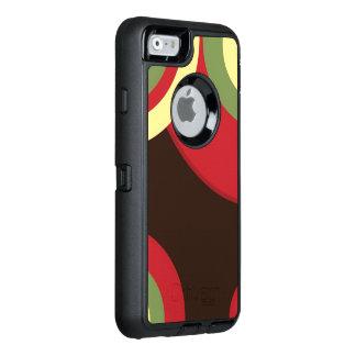 Rasta Retro Pattern OtterBox iPhone 6/6s Case