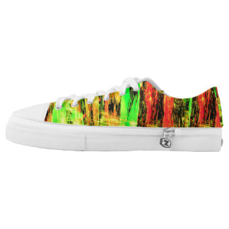 Rasta Shoes Canvas Low Top Sneakers