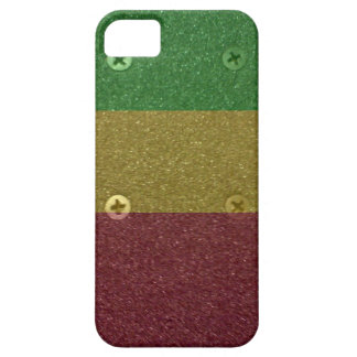 Rasta Skateboard Griptape iPhone 5 Cover