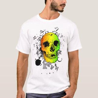 Rasta Skull T-Shirt