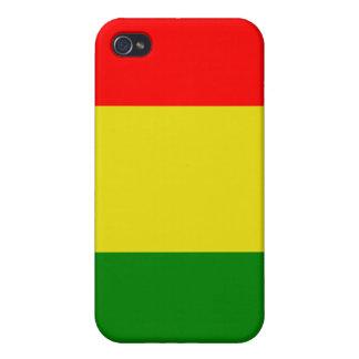 Rasta Speck Case iPhone 4 Cover