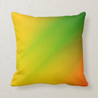 Rasta Splash of Color Cushion