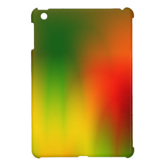 Rasta Splash of Color iPad Mini Case