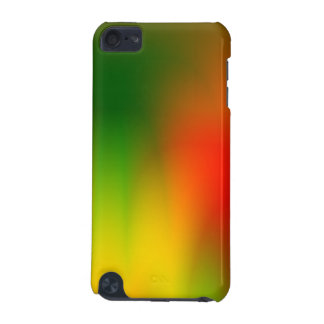 Rasta Splash of Color iPod Touch 5G Case