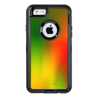 Rasta Splash of Color OtterBox Defender iPhone Case