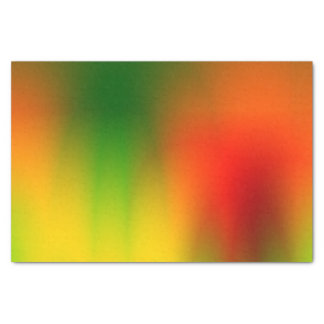 Rasta Splash of Color Tissue Paper
