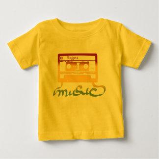 rasta tape reggae baby T-Shirt