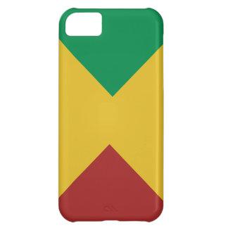 Rasta Triangles iPhone 5C Case