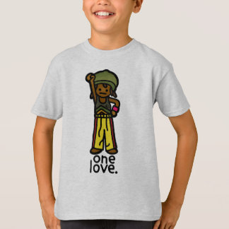 rasta wear. T-Shirt