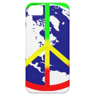 Rasta World Peace iPhone 5 Cases