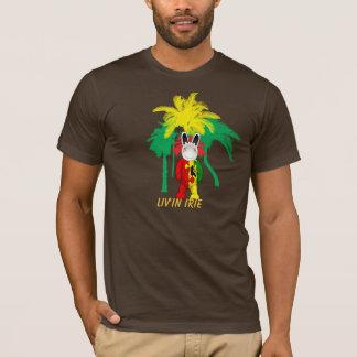 rastabuninthetropics, Liv'in Irie T-Shirt