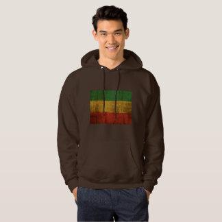 Rastafara flag - Jah Rastafari Rasta Reggae Hoodie