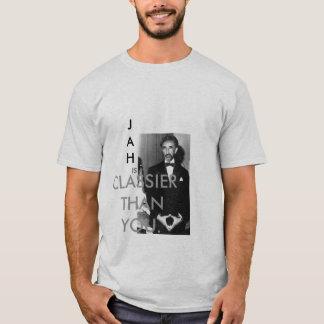 Rastafari, IS, CLASSIER THAN YOU., JAH T-Shirt