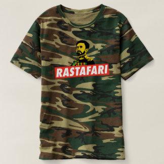 Rastafari - Jah Army - Haile Selassie Love shirt