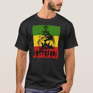 Rastafari King Solomon Lion of Judah T-shirt