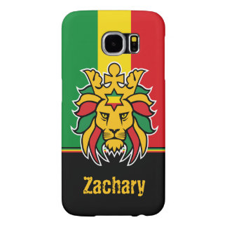 Rastafari Lion of Judah Personalized Name
