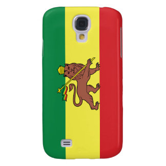 Rastafarian Flag Galaxy S4 Cases