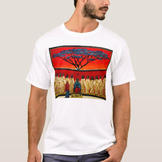 Rastafarian Last Supper T-Shirt