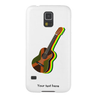 Rastafarian Reggae Guitar Jamaica Cases For Galaxy S5