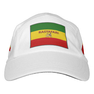 Rastafarian's Colors Flag Hat