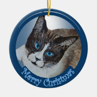 Rastus Christmas Ornament
