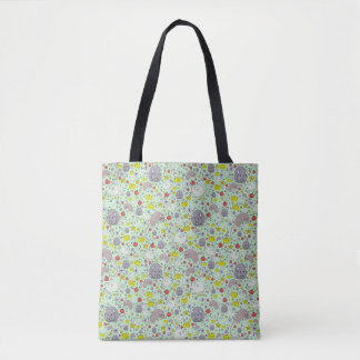 Rat and Mouse Tote Bag