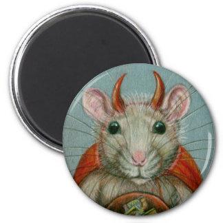 Rat Devil II Magnets