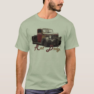 RAT DODGE t-shirt