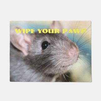 Rat Doormat