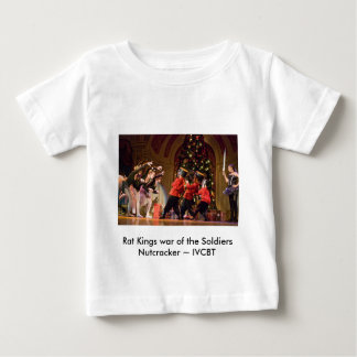 Rat Kings war of the Soldiers Baby T-Shirt