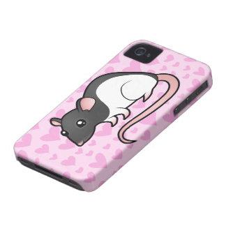 Rat Love iPhone 4 Case