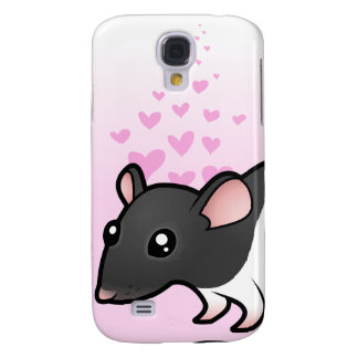 Rat Love Samsung Galaxy S4 Covers