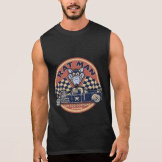 Rat Man Rusted Customs Sleeveless Shirt