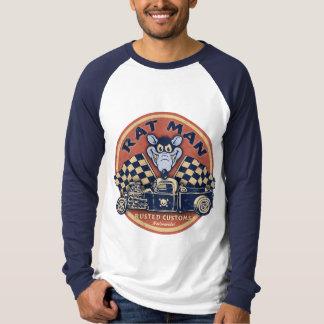 Rat Man Rusted Customs Tshirt