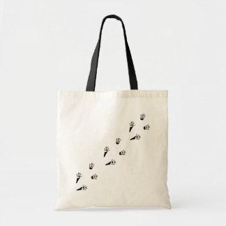 Rat Paw Print - Bag