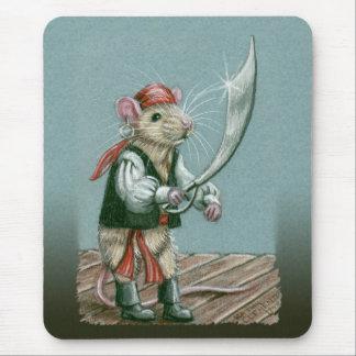Rat Pirate mousepad