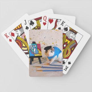 Rat Playing Cards