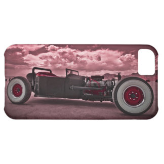 Rat Rod at Bonneville iPhone 5C Case