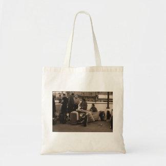 Rat Rodders Budget Tote Bag