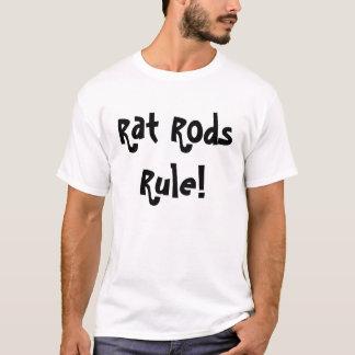 Rat Rods Rule! T-Shirt