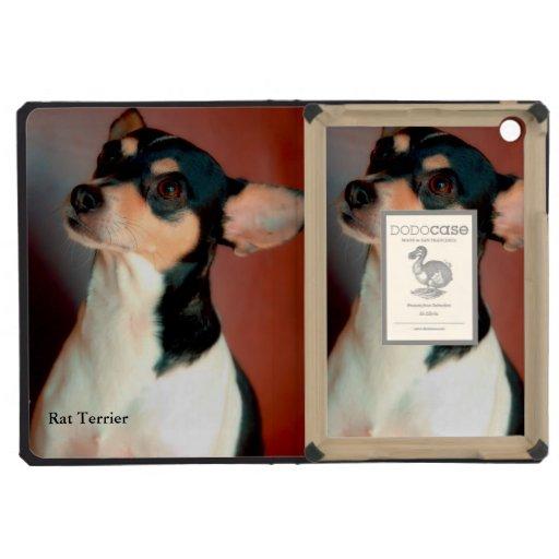 Rat Terrier iPad Mini Retina Case