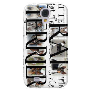 Rat Terrier Collage Galaxy S4 Covers