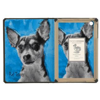 Rat Terrier, Modern Art, iPad Mini Covers